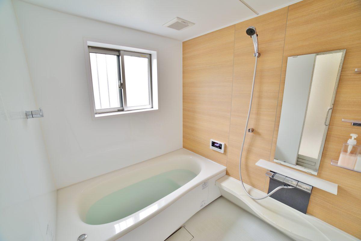 浴室リフォームの豆知識